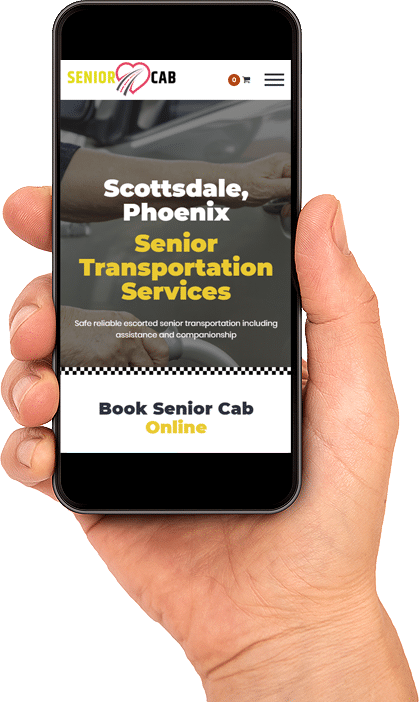 Senior Cab Mobile Application