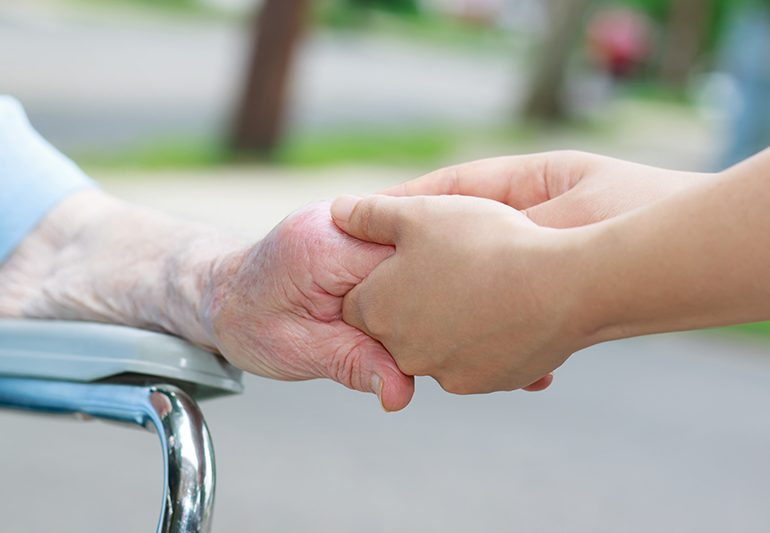 Senior Handholding